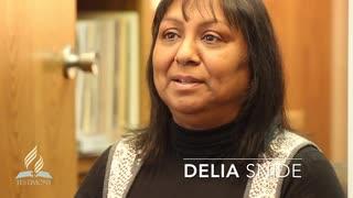 Delia Snide's Stewardship Testimony